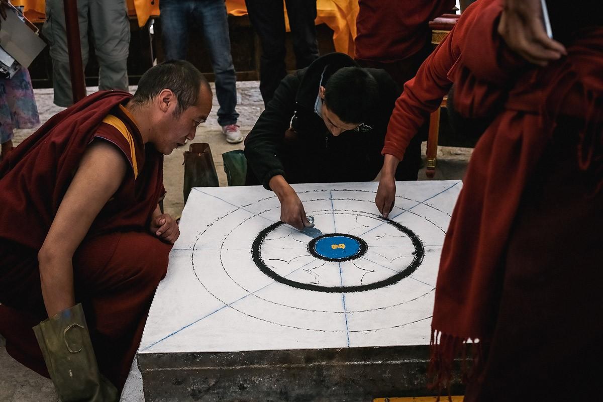 Gyandze14 В поисках волшебства: как празднуют день рождения Будды