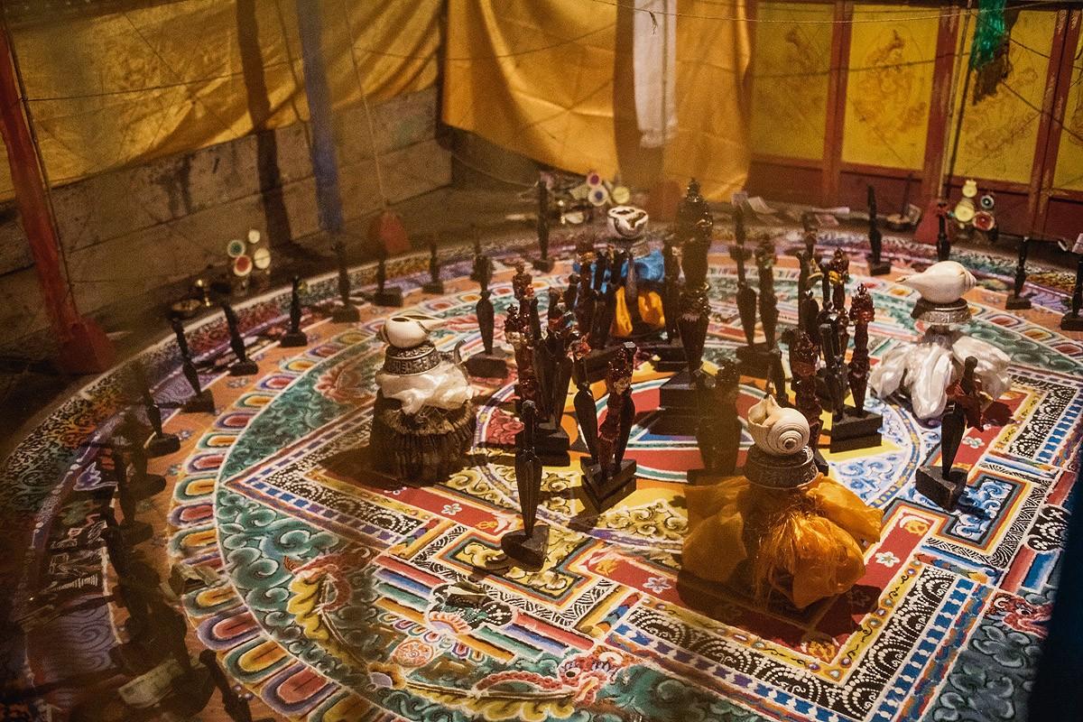 Gyandze18 В поисках волшебства: как празднуют день рождения Будды
