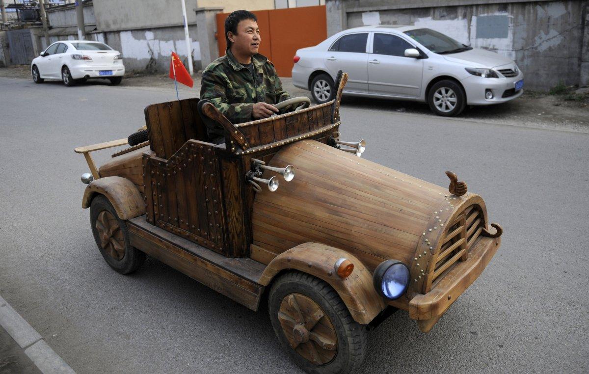 MadeinChina08 Made in China Удивительные изобретения рядовых китайцев