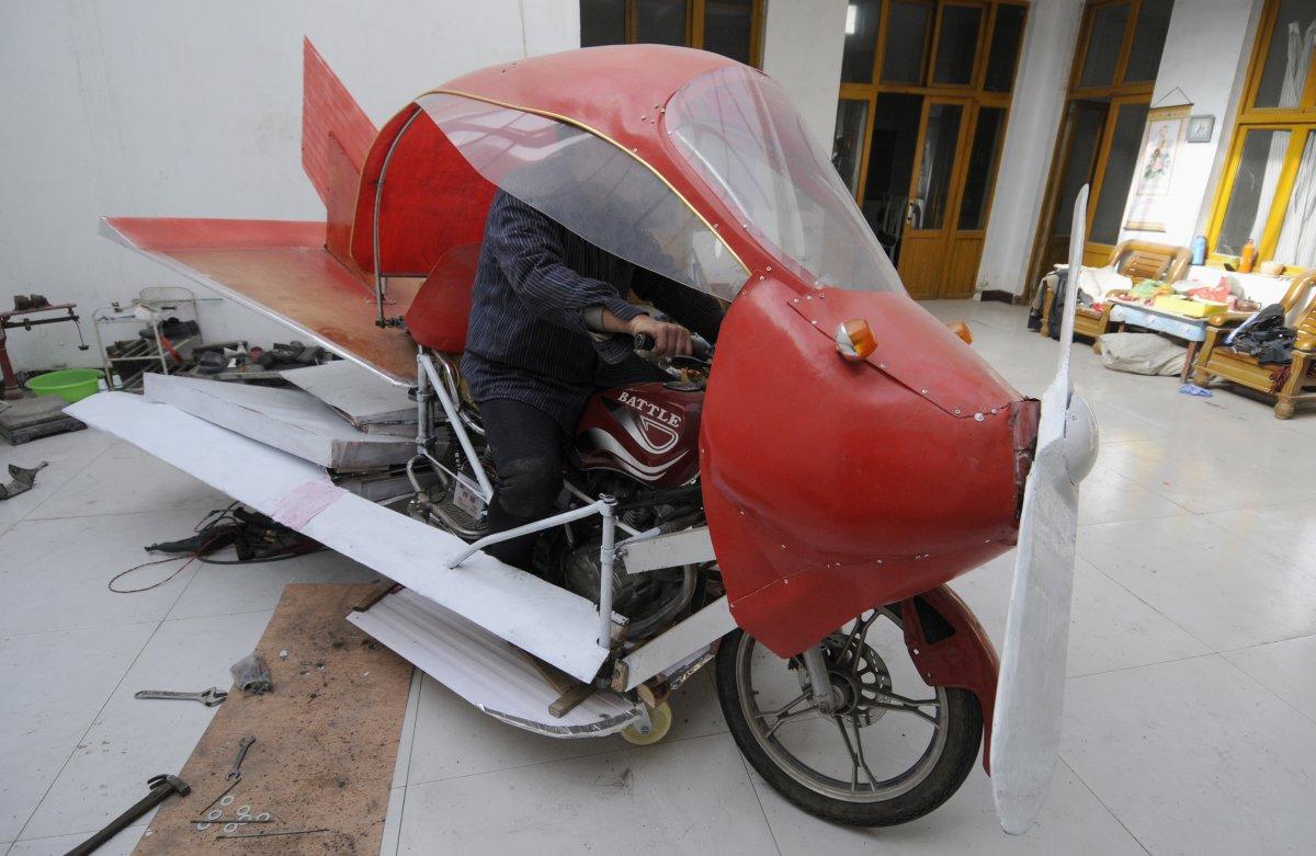 MadeinChina12 Made in China Удивительные изобретения рядовых китайцев