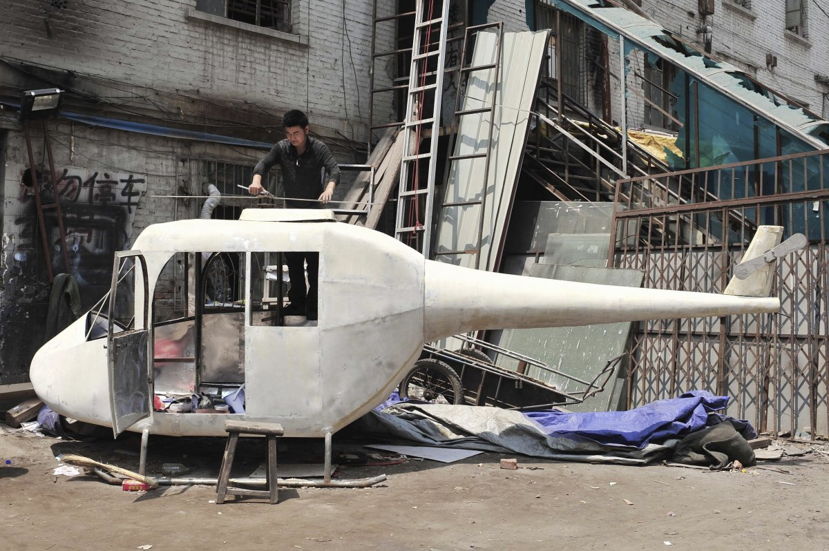 MadeinChina22 Made in China Удивительные изобретения рядовых китайцев