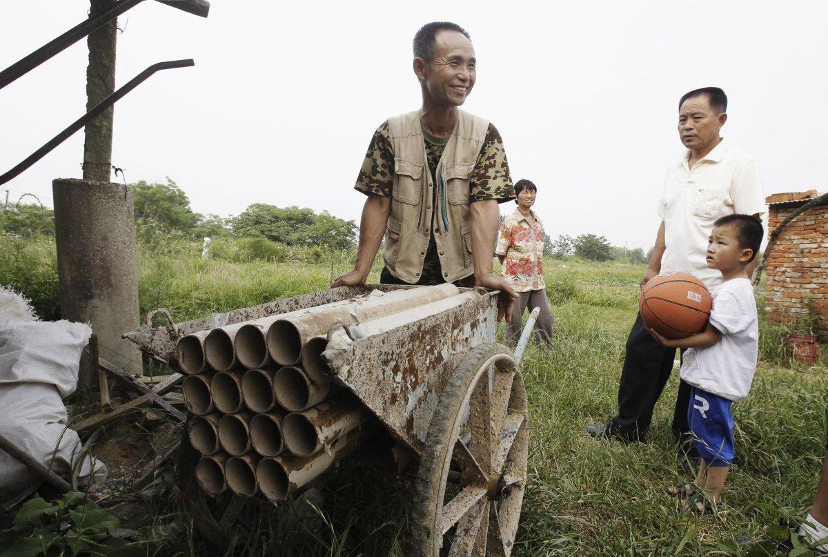 MadeinChina24 Made in China Удивительные изобретения рядовых китайцев