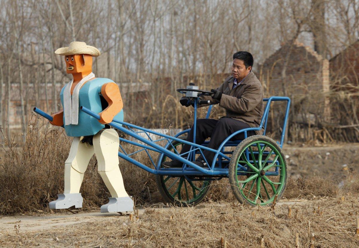 MadeinChina26 Made in China Удивительные изобретения рядовых китайцев