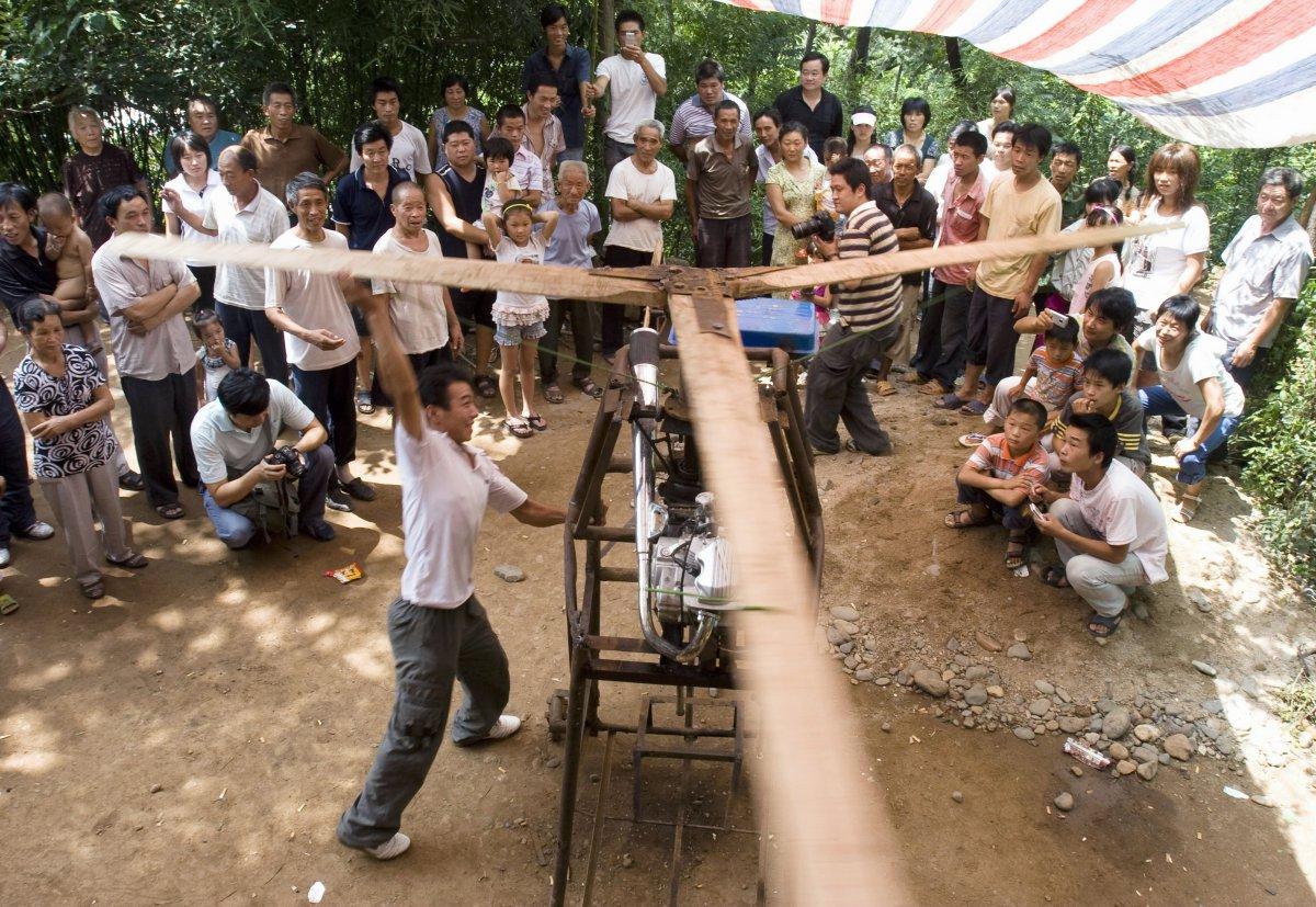 MadeinChina28 Made in China Удивительные изобретения рядовых китайцев