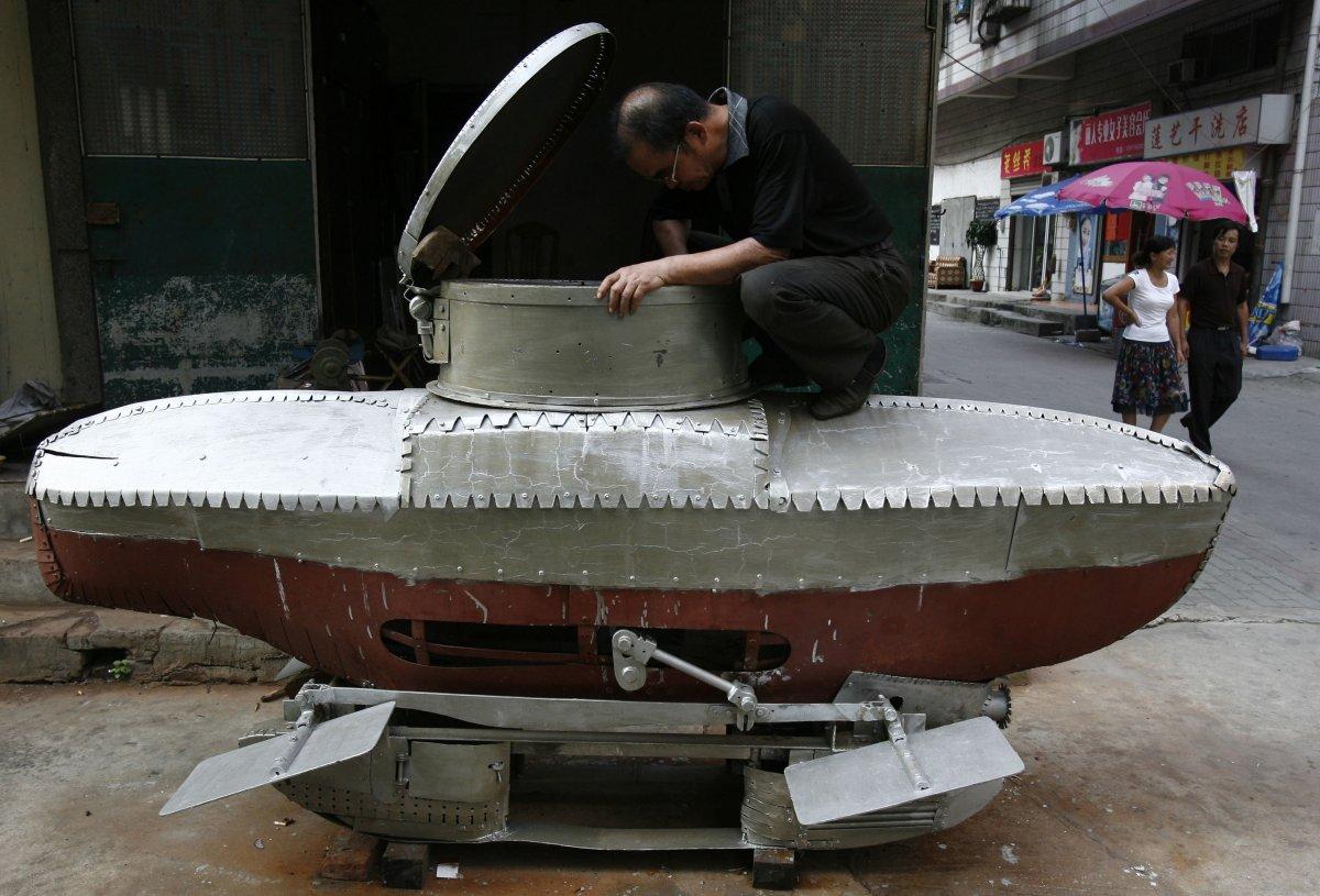 MadeinChina30 Made in China Удивительные изобретения рядовых китайцев