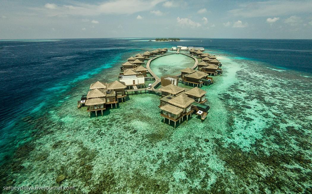 Maldives12 Мальдивы с высоты птичьего полета