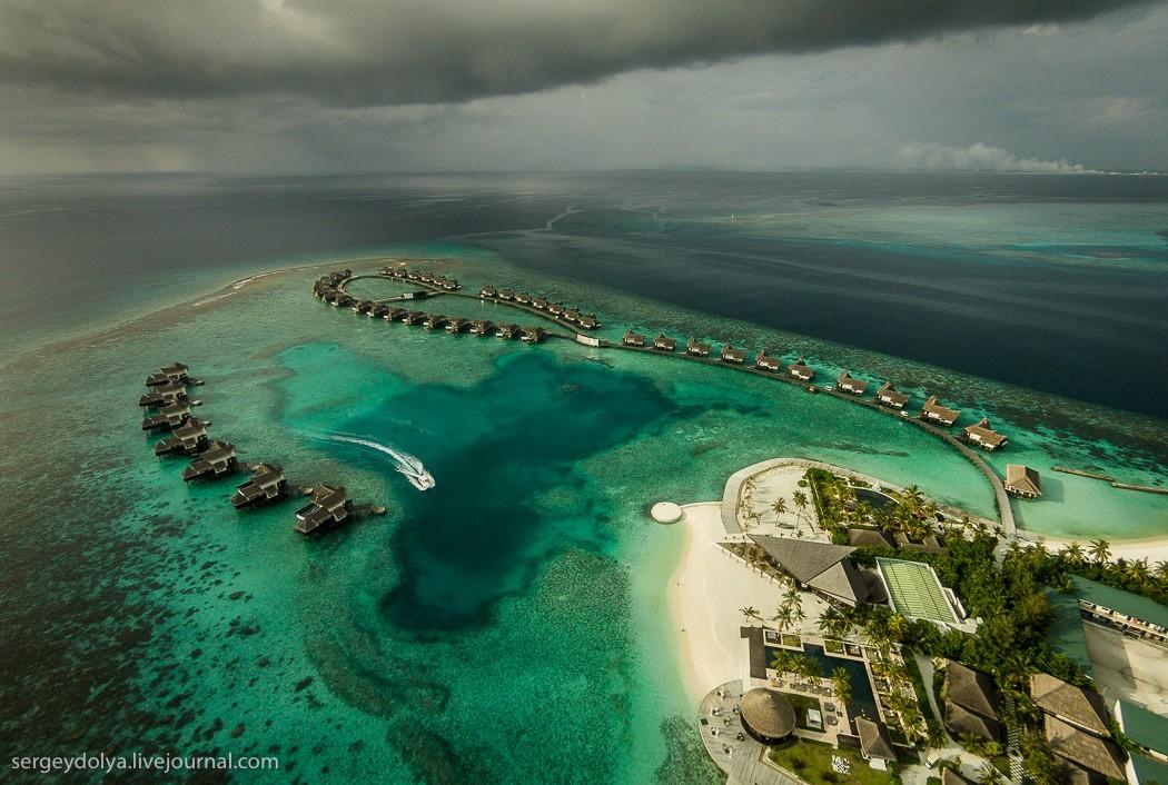 Maldives13 Мальдивы с высоты птичьего полета