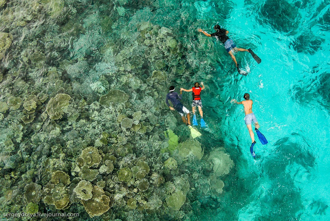 Maldives14 Мальдивы с высоты птичьего полета