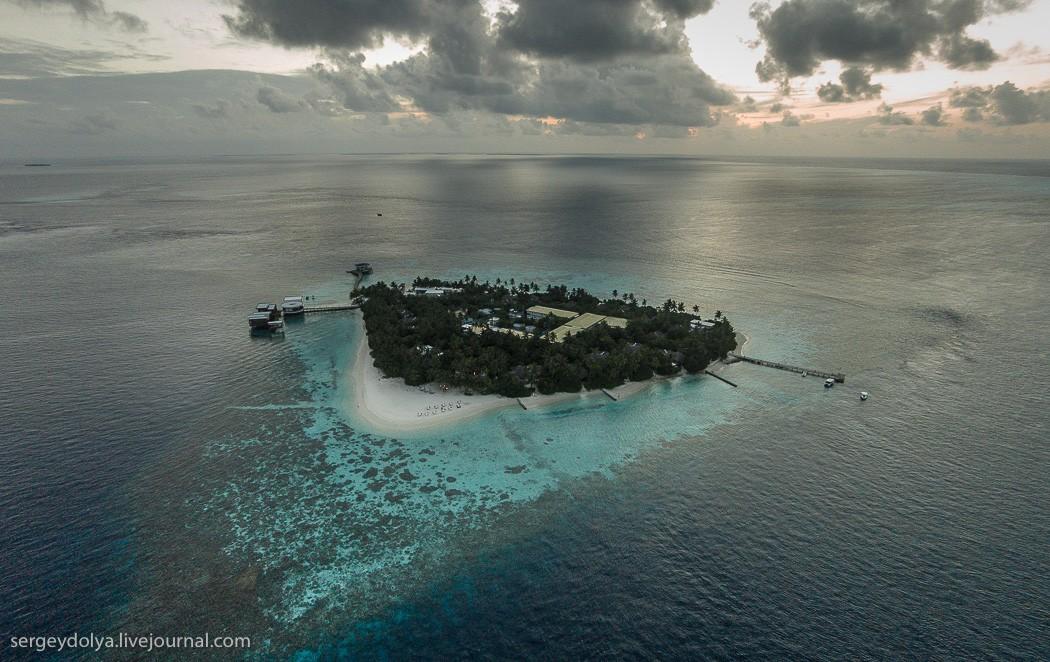 Maldives15 Мальдивы с высоты птичьего полета