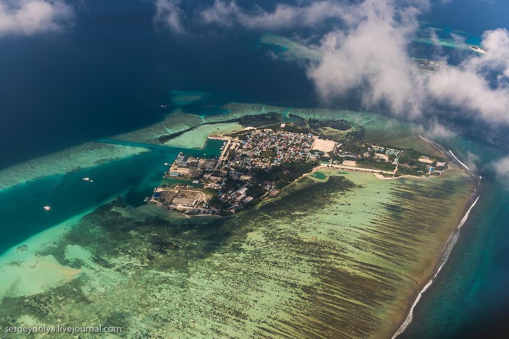 Maldives17 Мальдивы с высоты птичьего полета