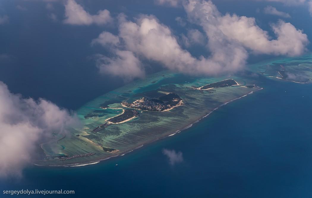 Maldives18 Мальдивы с высоты птичьего полета