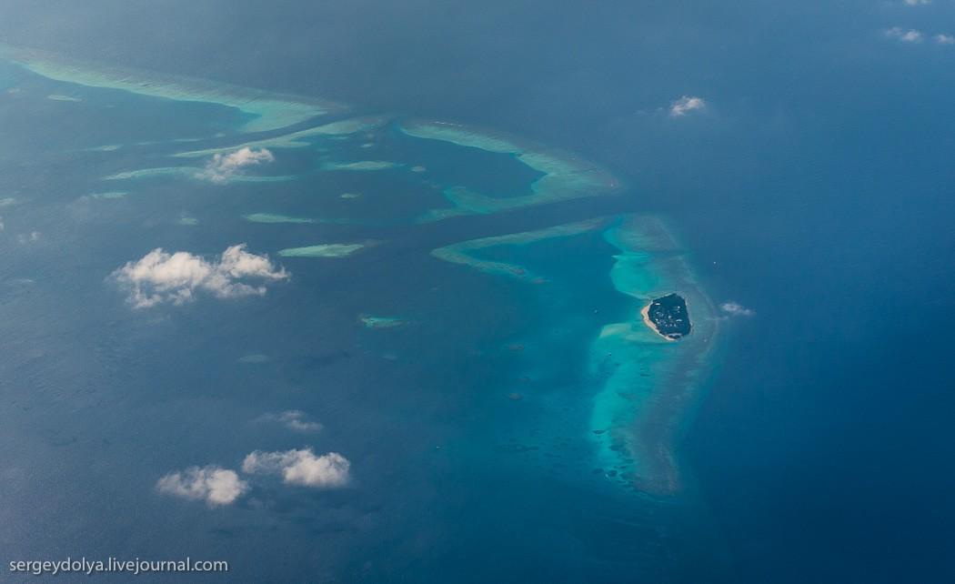 Maldives21 Мальдивы с высоты птичьего полета