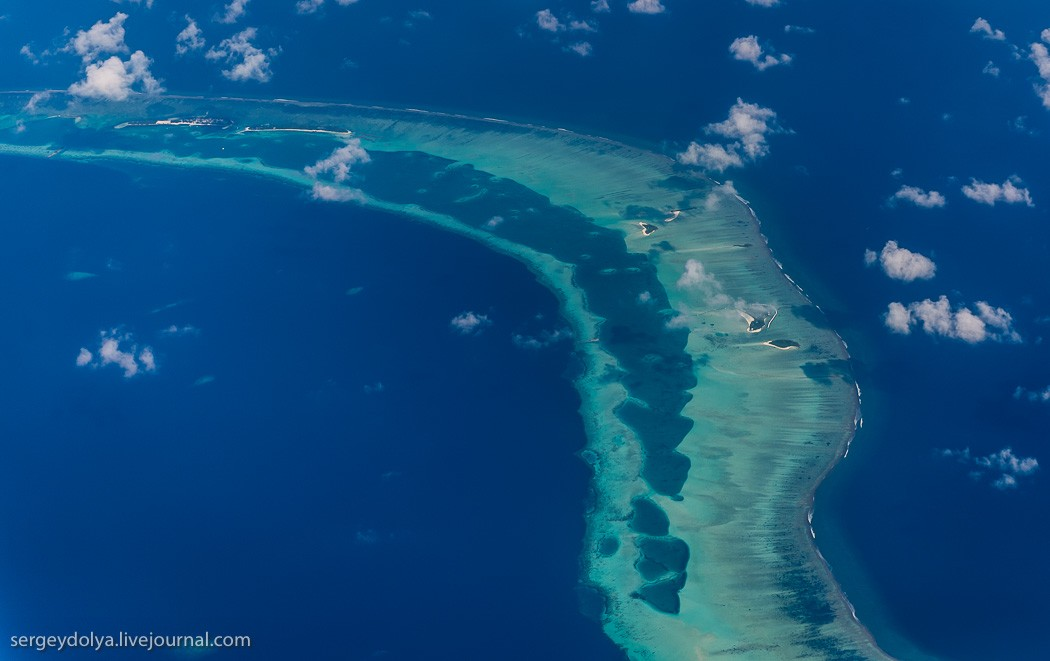 Maldives25 Мальдивы с высоты птичьего полета