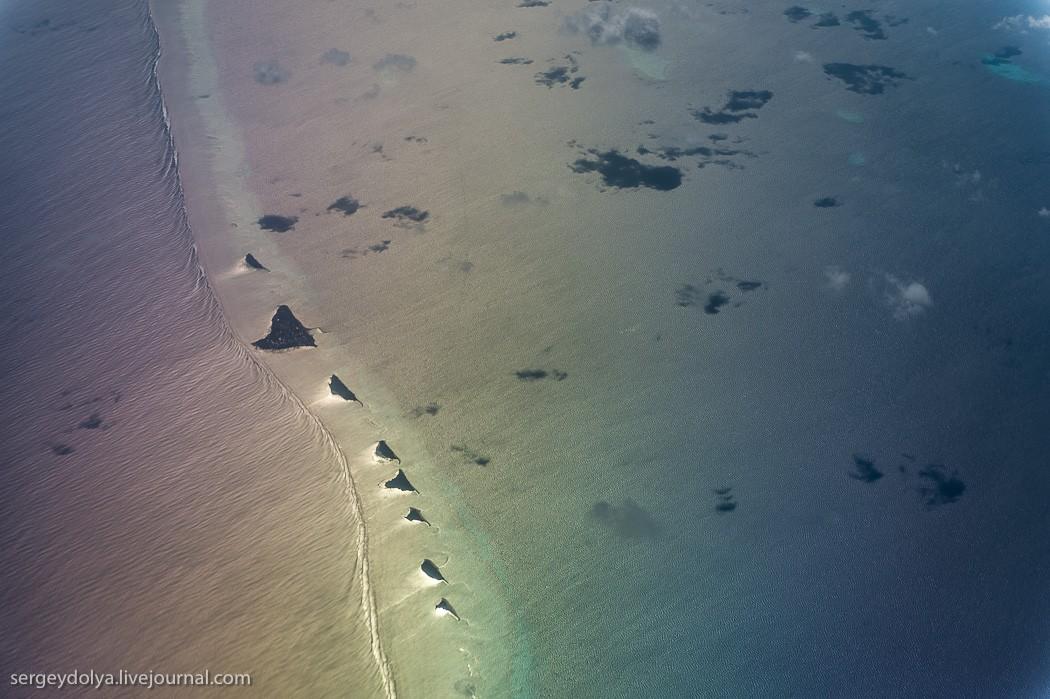 Maldives26 Мальдивы с высоты птичьего полета