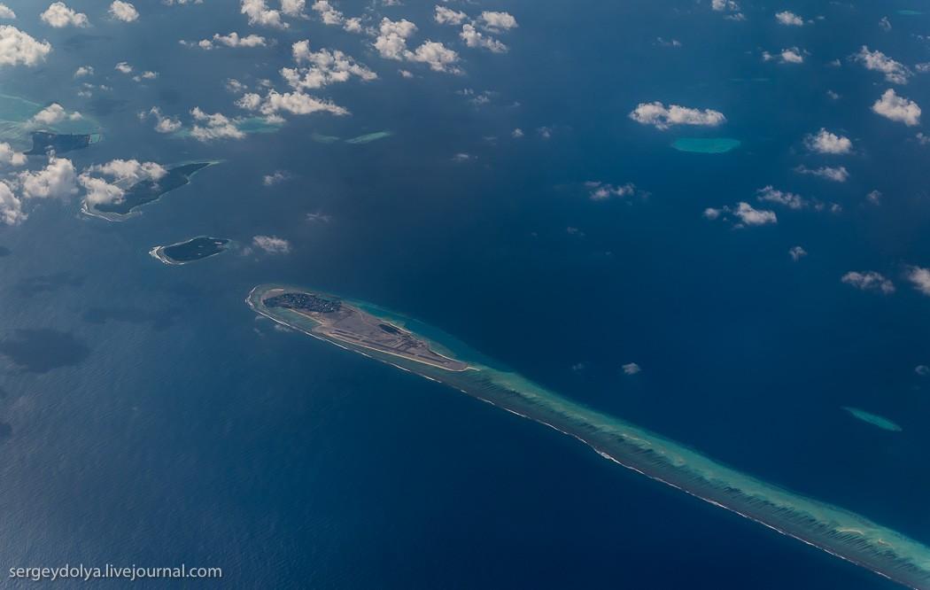 Maldives27 Мальдивы с высоты птичьего полета