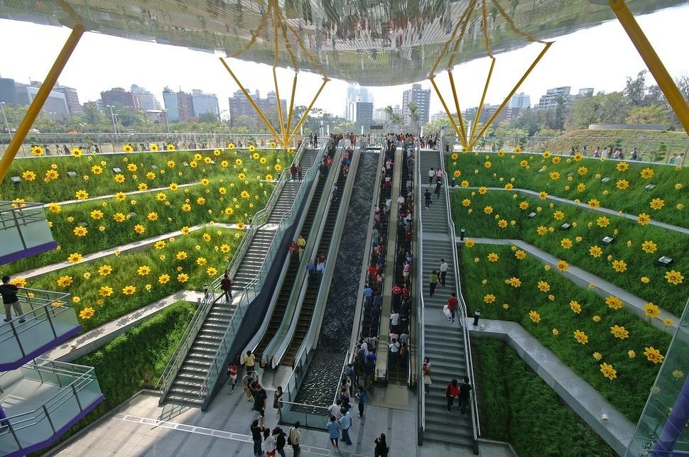 MetroStations25 17 самых волшебных станций метро со всего мира