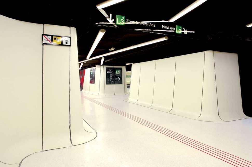 MetroStations35 17 самых волшебных станций метро со всего мира