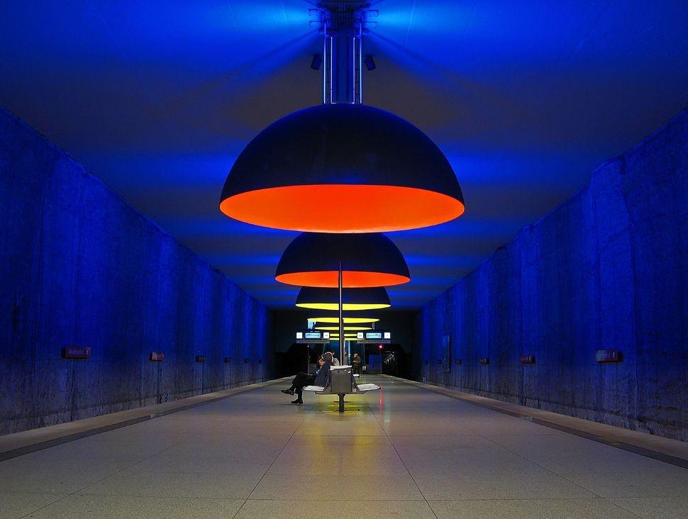MetroStations37 17 самых волшебных станций метро со всего мира