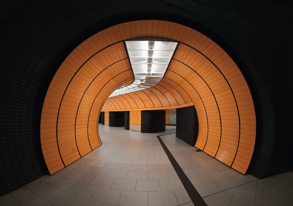 MetroStations39 17 самых волшебных станций метро со всего мира