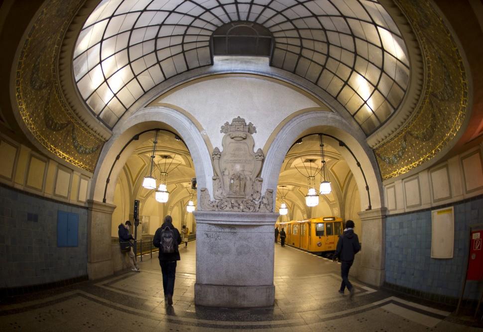 MetroStations57 17 самых волшебных станций метро со всего мира