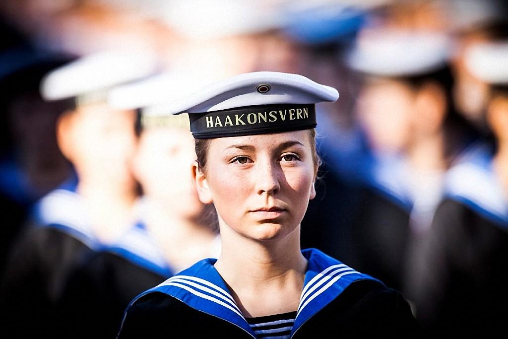NOfarmy07 Прекрасная половина норвежской армии