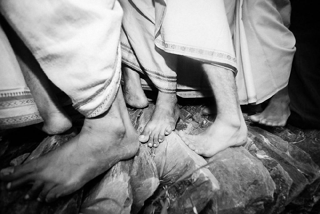 NandaDeviRajYatra06 Трудное паломничество в Гималаях