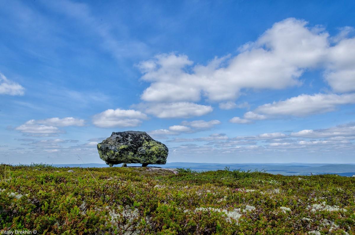 Paanajarvi21 Национальный парк Паанаярви — место, где время замедляет свой ход