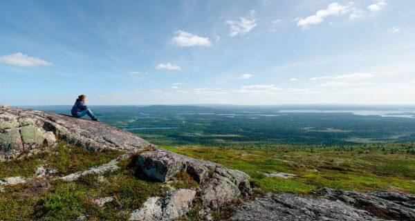 Национальный парк Паанаярви — место, где время замедляет свойход