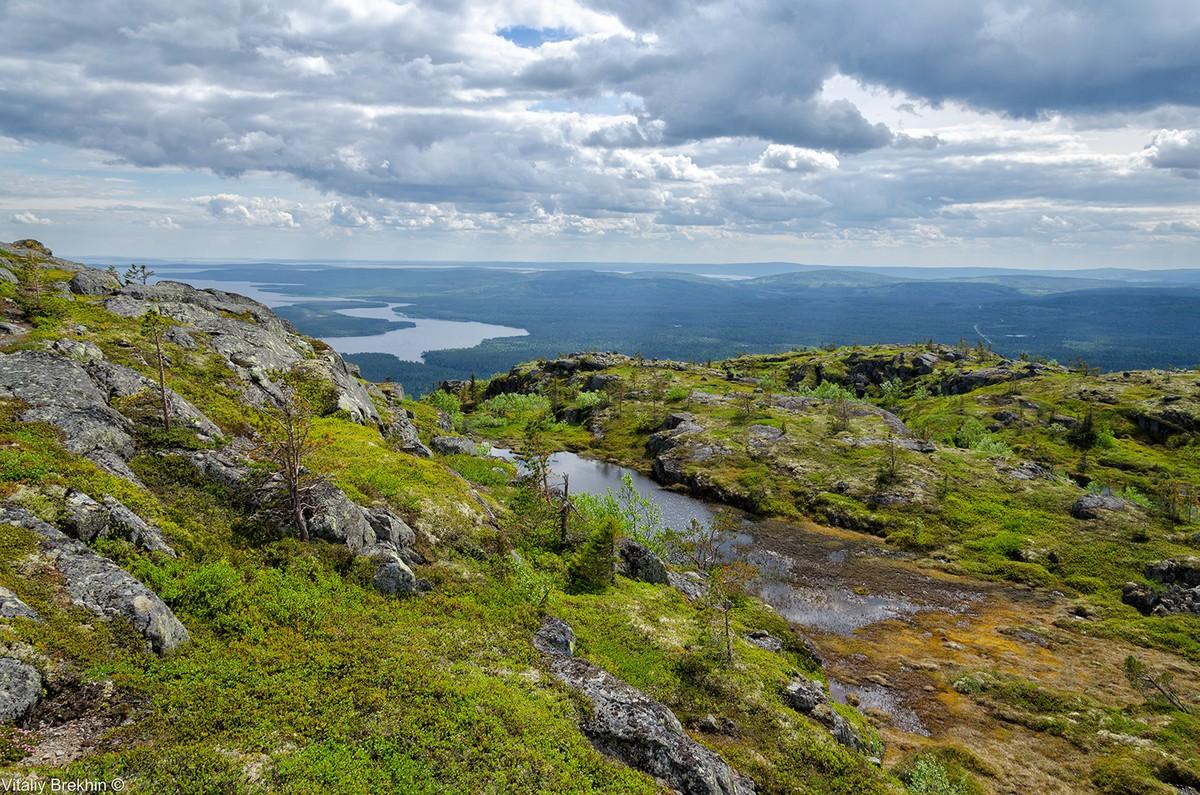 Paanajarvi28 Национальный парк Паанаярви — место, где время замедляет свой ход