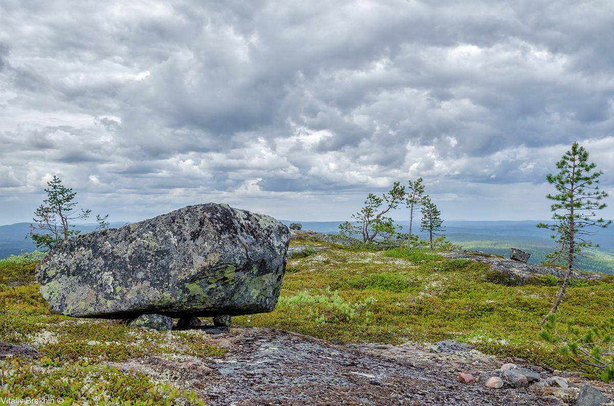 Paanajarvi30 Национальный парк Паанаярви — место, где время замедляет свой ход
