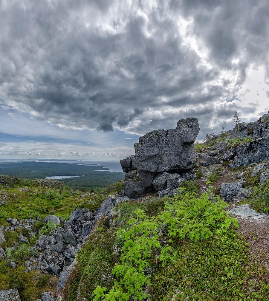 Paanajarvi33 Национальный парк Паанаярви — место, где время замедляет свой ход