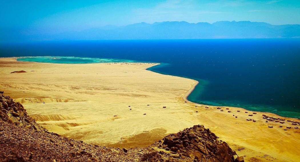 Sinai08 Синайскиий синдром Дахаб, удивительное место для зимовки