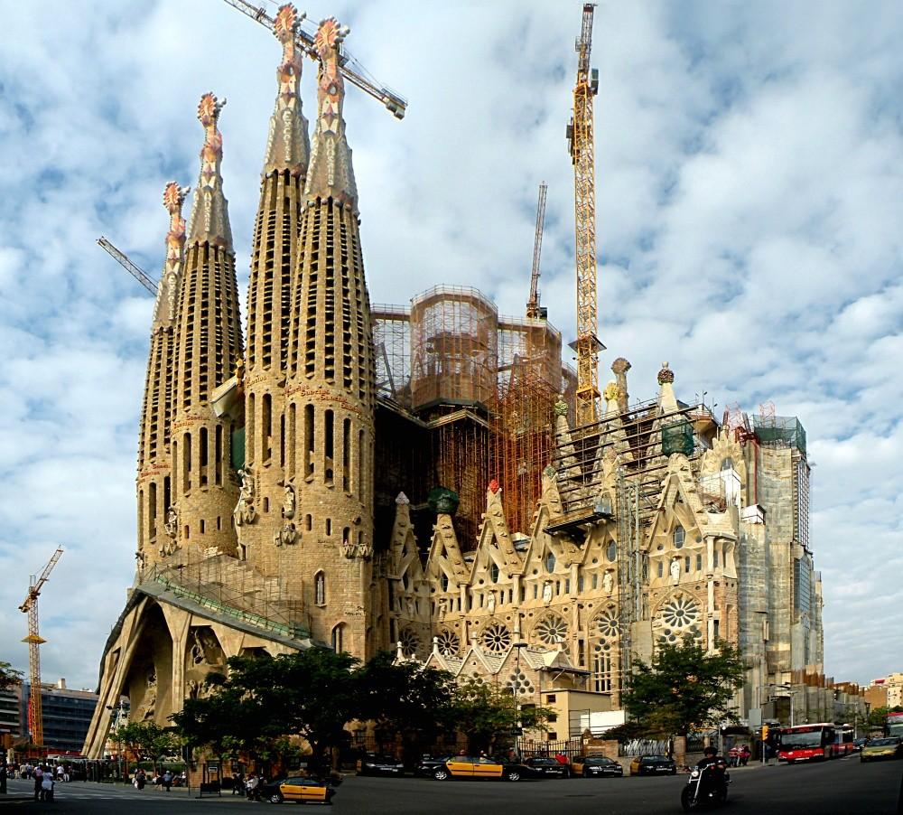 уникальные замки и храмы мира