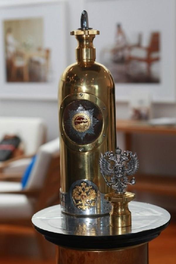 costlyvodka07 Топ 10 самых дорогих бутылок водки на свете