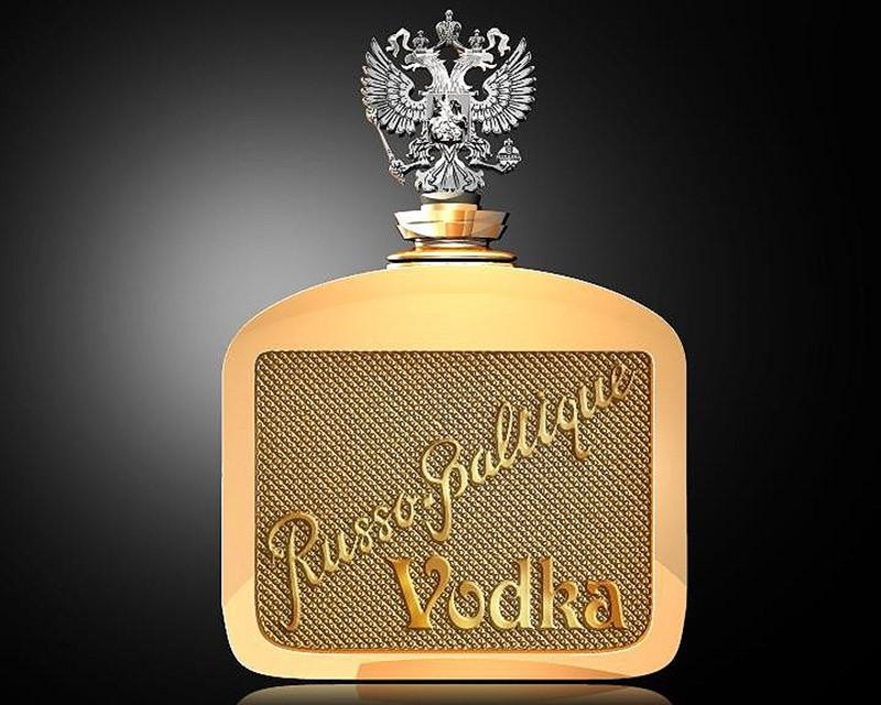 costlyvodka09 Топ 10 самых дорогих бутылок водки на свете