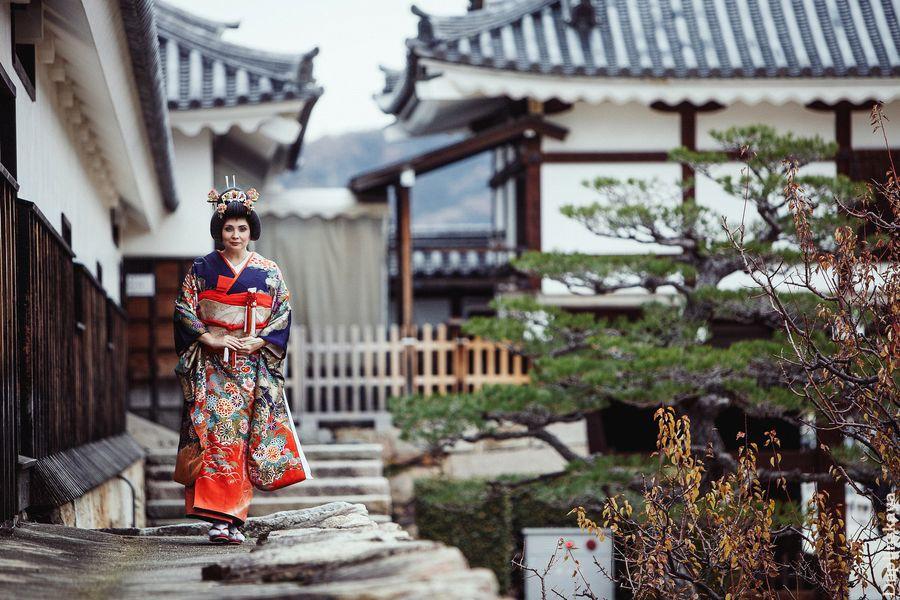Япония день за днем