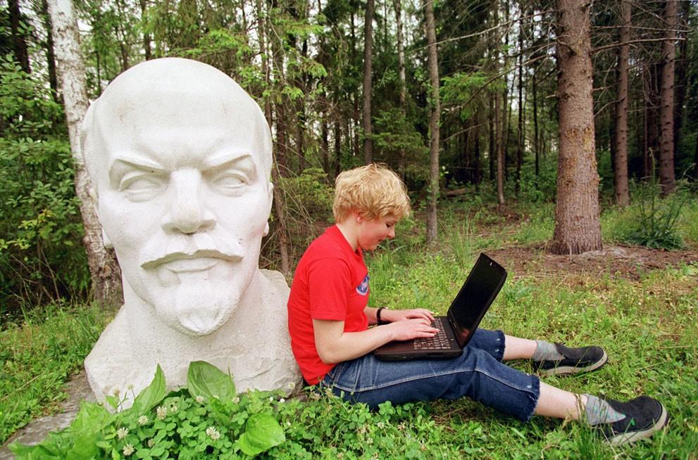 lenin02 Памятники Владимиру Ленину по всему миру