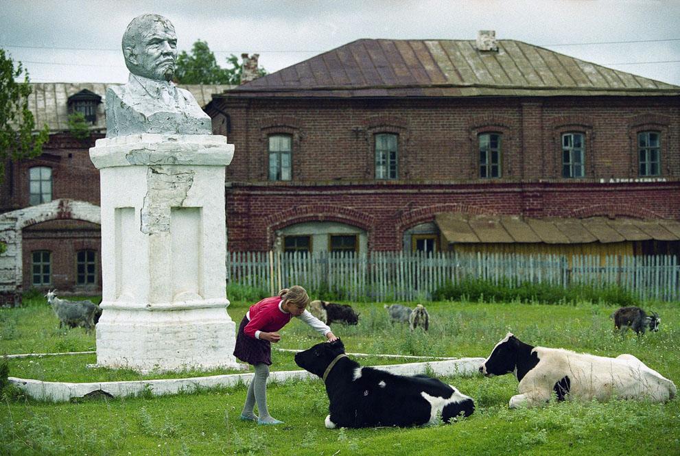 lenin08 Памятники Владимиру Ленину по всему миру