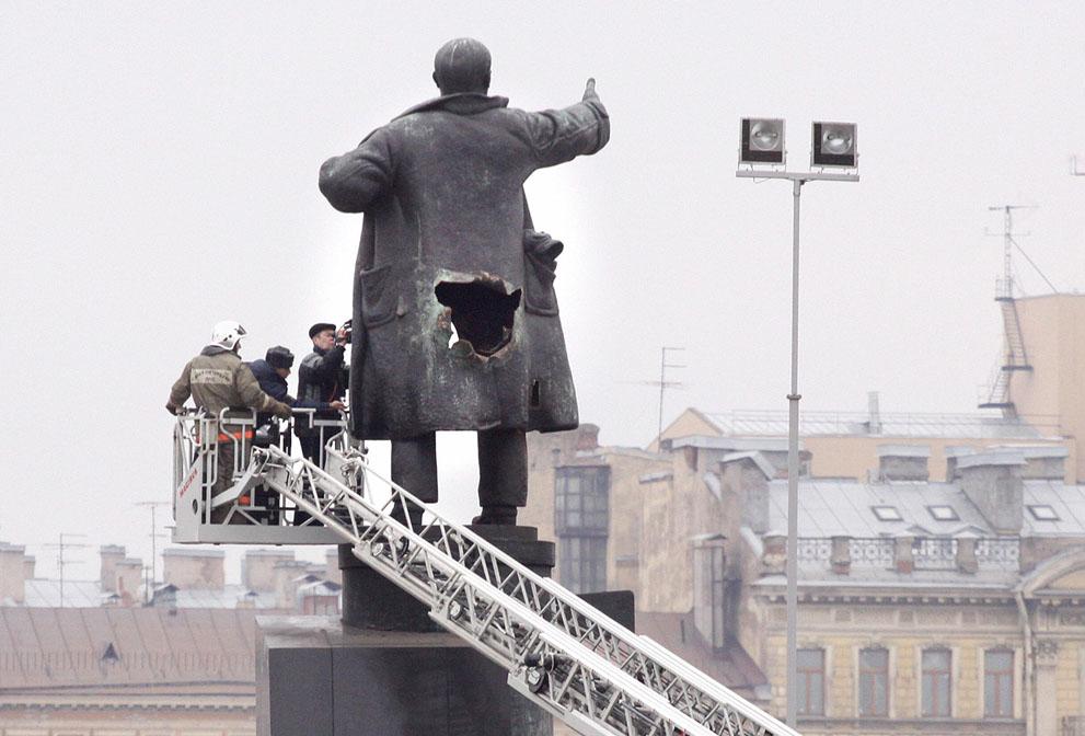 lenin10 Памятники Владимиру Ленину по всему миру