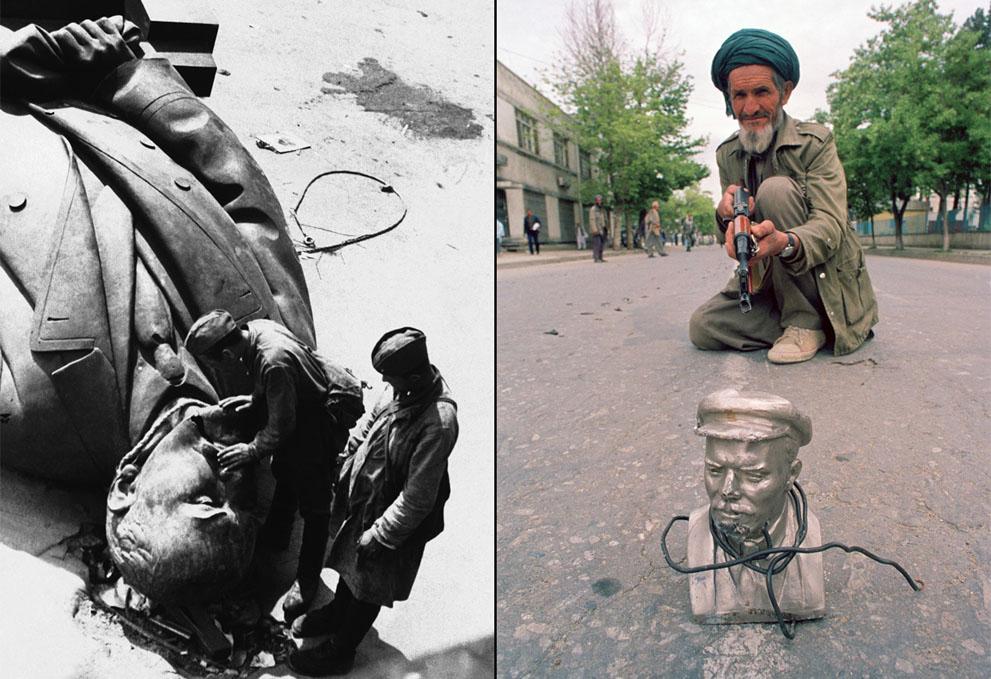 lenin14 Памятники Владимиру Ленину по всему миру