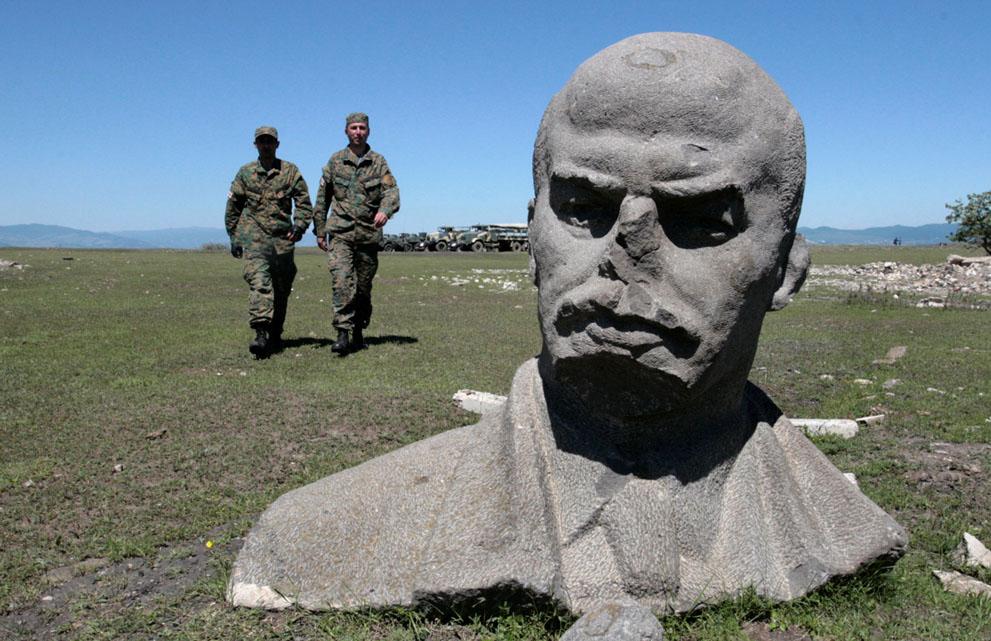 lenin20 Памятники Владимиру Ленину по всему миру