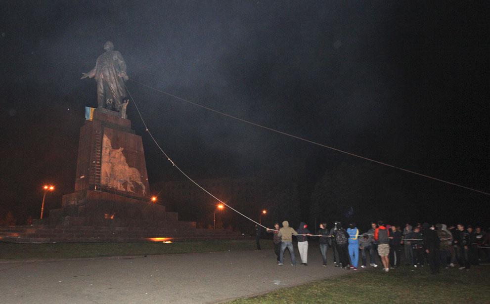 lenin22 Памятники Владимиру Ленину по всему миру