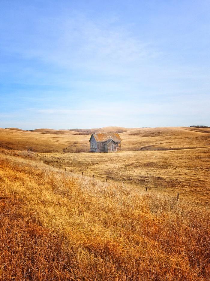 lonelyhouses18 Маленькие одинокие дома одиноких людей