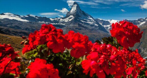 Самая красивая горная вершина вмире