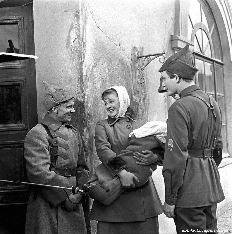 onset05 На съемочных площадках популярных советских фильмов