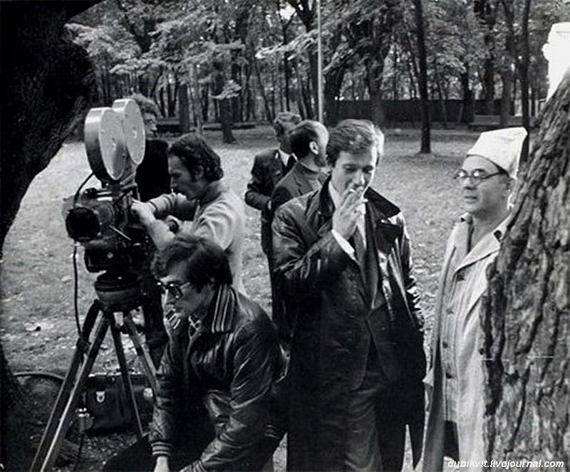 onset06 На съемочных площадках популярных советских фильмов