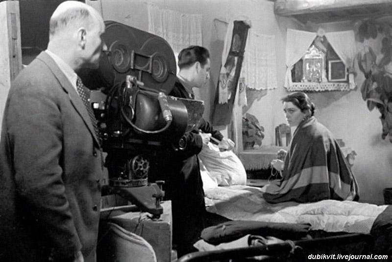 onset09 На съемочных площадках популярных советских фильмов