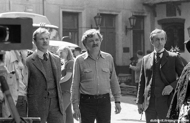 onset11 На съемочных площадках популярных советских фильмов