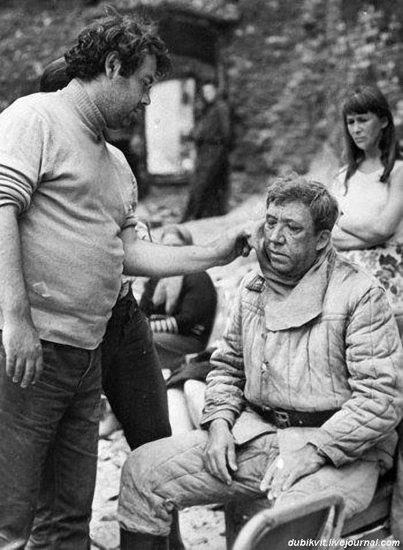 onset15 На съемочных площадках популярных советских фильмов