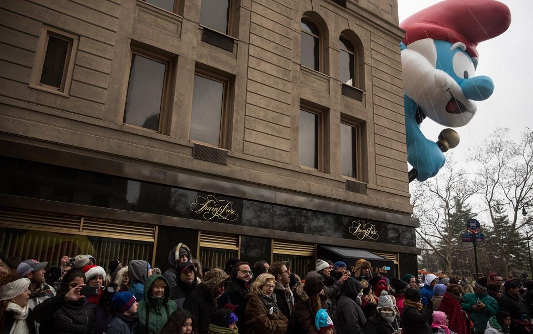 parad Macys 2 Парад Дня благодарения Macy's в Нью Йорке